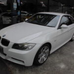 入庫しました!2007年 BMW 320I Mスポーツ HDDナビTV ETC バックカメラ 69万