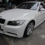 2007年 BMW 320I Mスポーツ【HDDナビTV ETC バックモニター】